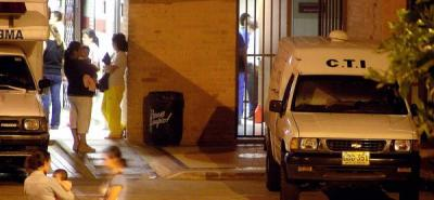 Una mujer, que se movilizaba en el taxi, se encuentra en grave estado de salud.