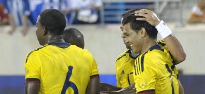 Colombia mantuvo la paternidad sobre Jamaica
