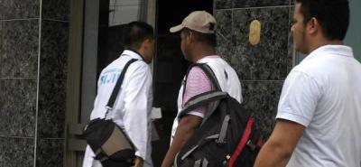 Atentado sicarial en negocio de El Palmar dejó a una persona muerta