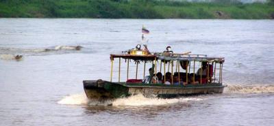 Tránsito por el río Magdalena será restringido desde el lunes