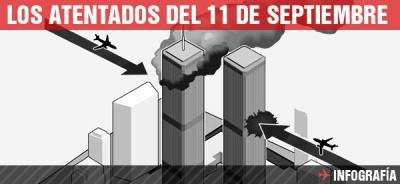 Los atentados del 11 de septiembre