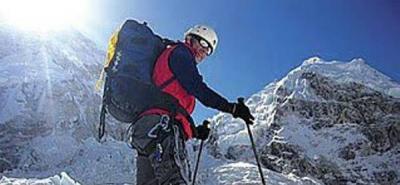 Único colombiano discapacitado que  subió el Everest visitó Barrancabermeja