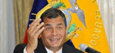 Correa rinde homenaje a los 15 ecuatorianos muertos en las Torres Gemelas