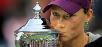 Samantha Stosur es la campeona del US Open