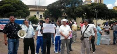 Anuncian protestas por negativa a la consulta popular del agua