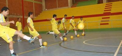 Real Bucaramanga se prepara para el debut