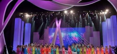 Miss Universe ratifica corona para Angola