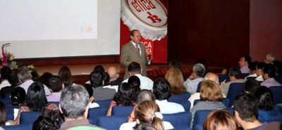 150 empresarios de la región se reunieron para hablar de ética