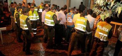 Un muerto, seis heridos y 99 riñas hubo en el área