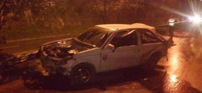 Un muerto y tres heridos dejó accidente de tránsito