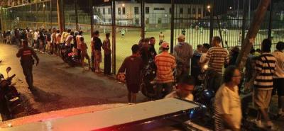 Policía reportó 837 riñas en el cierre de la Feria