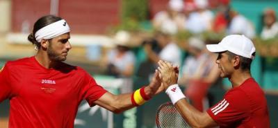 Verdasco cierra el triunfo español en la Davis