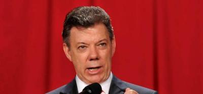 En Nueva York y Canadá continuará la gira internacional del presidente Santos