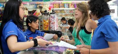 12% de las papelerías del  país están en los Santanderes
