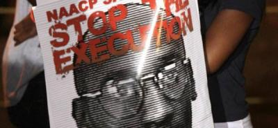 Troy Davis fue ejecutado