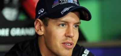 """Vettel dice que el título """"aún no está ganado"""""""