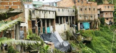 En Bucaramanga, 251 mil personas viven en zonas de alto riesgo