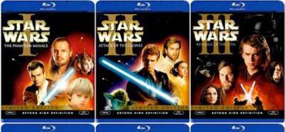 """La saga """"Star Wars"""" en blu-ray llega al millón de unidades vendidas"""