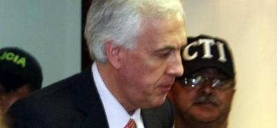Ratifican cárcel para Samuel Moreno