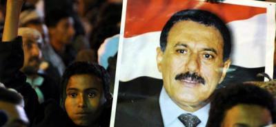 El presidente yemení Saleh se compromete a traspasar el poder