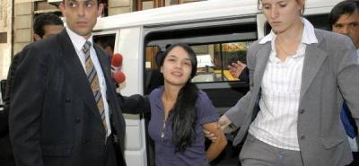 Ni por videoconferencia compareció esposa de David Murcia
