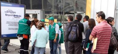 En Bucaramanga hay 15 mil desempleados menos que el año pasado: Dane