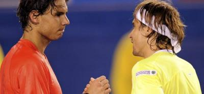 Nadal y Ferrer, autoritarios en su estreno
