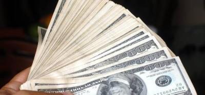 Dólar se dispara $30,96 por incertidumbre internacional