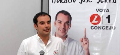 """""""Quiero ser el embajador de los santandereanos en Bogotá"""""""