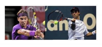 Nadal supera a Giraldo y accede a semifinales