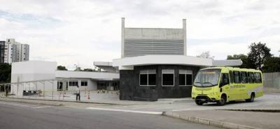 Estación de Transferencia de Provenza comenzó a operar