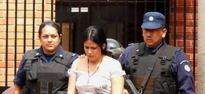 Fallo condenatorio contra Johana Macías por el homicidio de su hijo