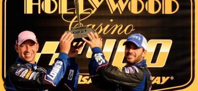 Johnson se acerca a su sexto título de campeón; Montoya fue vigésimo tercero