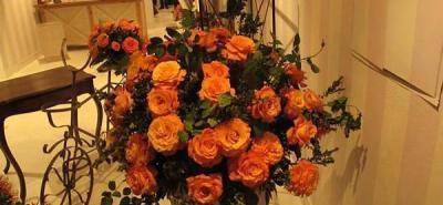 Decore este Halloween con flores