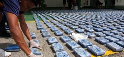 Hallan unas seis toneladas de cocaína en Puerto Gaitán, Meta