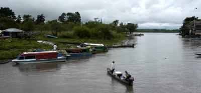 Continúa la búsqueda de menores que desaparecieron en el río Carare