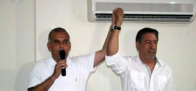 Elkin Arango dimitió y se sumó a Darío Echeverry