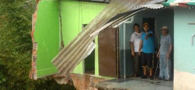 Bucaramanga sigue en alto riesgo por las lluvias