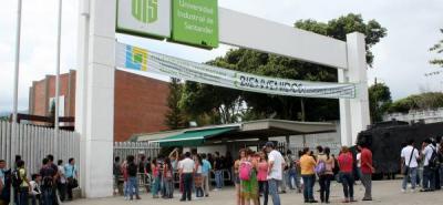 La UIS se unió al paro nacional estudiantil