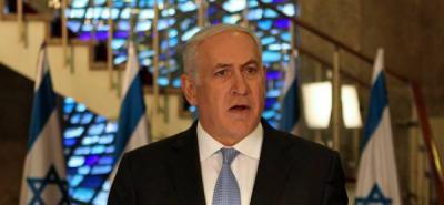 Netanyahu agradece a Holguin en Jerusalén el apoyo de Colombia en la ONU