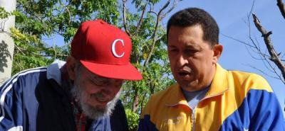 """Fidel Castro conversó con Chávez sobre Venezuela como """"modelo revolucionario"""""""