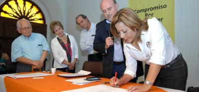 51 Candidatos le dicen sí al Compromiso por Santander