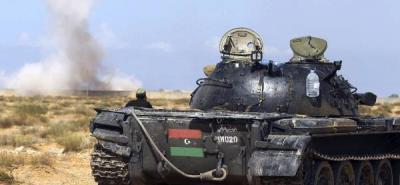 La OTAN confirma que atacó hoy un convoy militar cerca de Sirte