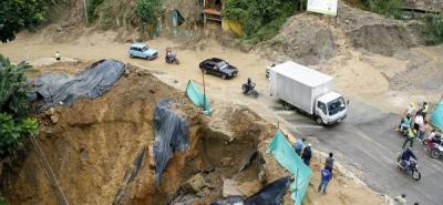Gobierno pide redoblar prevención por eventual regreso de La Niña