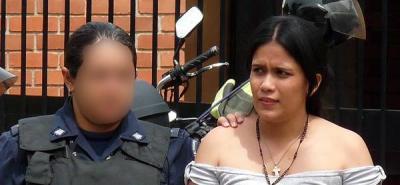 Bienestar Familiar le quitó la custodia de su hija a Johana Macías
