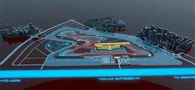 Vettel sólo conoce el circuito por el simulador