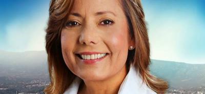 """""""Martha Pinto no está inhabilitada ni lo va  a estar"""", afirma la Candidata a la Alcaldía"""
