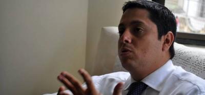 """""""La corrupción se combate con hechos, no con palabras"""": Néstor Díaz Barrera"""