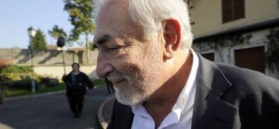 Strauss-Kahn citado como posible cliente de red de prostitución investigada