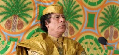 Santos denuncia relación entre las Farc y Gadafi